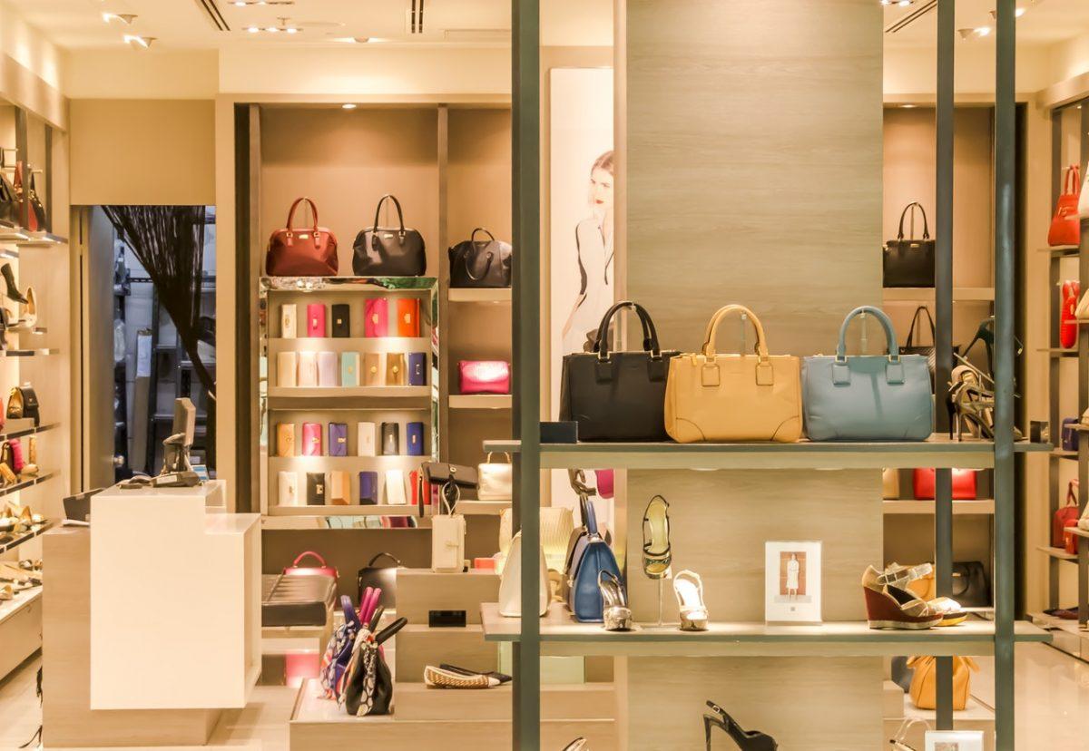 retail design, fashion, shop front